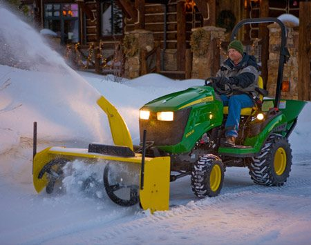 <b>Other uses</b></br> A snowblower may be worth the extra expense if you have a big driveway and get lots of snow.