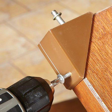 How To Fix A Cracked Mirror Door Installing A Garage Door
