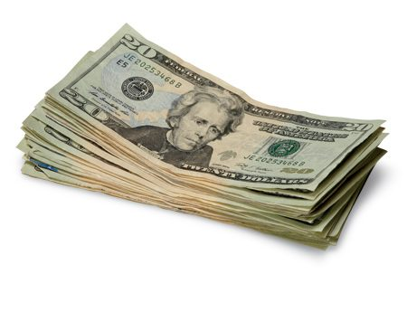 <b>Keep cash handy</b><br/>During a blackout, cash is king.
