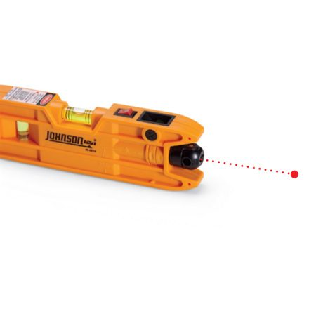 Johnson Model 40-0915 Magnetic Torpedo Laser Level.