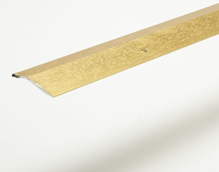 Use a carpet bar for transitions between different<br/> floor surfaces.