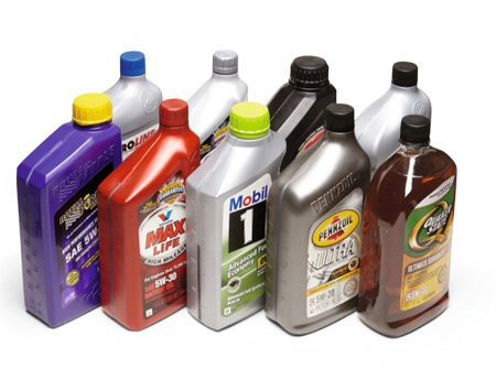 <b>There are lots of choices</b></br> <p>Viscosity isn't the only choice you'll have to make when buying oil for your vehicle. Synthetic, conventional, or synthetic blends are available from a variety of manufacturers.</p>
