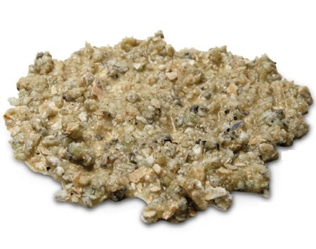 <b>Yuck!</b></br> This is what the sediment in your water heater looks like.