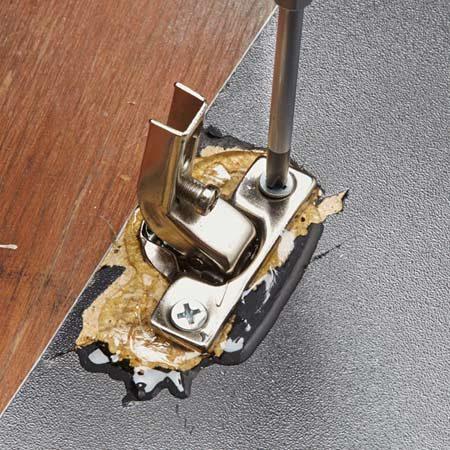How To Fix A Broken Door Hinge