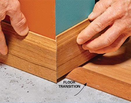 Finish Carpentry Tips The Family Handyman