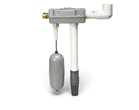 Another water-powered sump pump backup is the in-sump unit, which always has drain water in it.