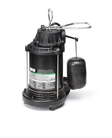 A sump pump installation will last longer with a high-quality pump, no matter what type of sump pump backup you use.
