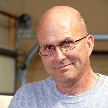 <b>Meet the pro</b></br> <p>Tim Sweeney, owner of TB Sweeney Repair, has 22 years of experience installing and repairing residential and commercial garage doors.</p>