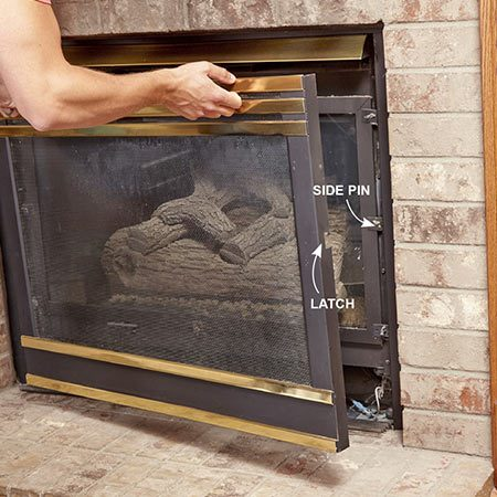 Noisy Gas Fireplace Blower Here S How To Replace It The