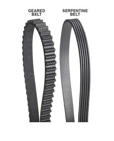 <b>Avoid flat rubber drive belts</b></br> The drive belt connects the brush roller to a spinning motor shaft. A geared belt has interlocking teeth on the roller and motor shaft, and a serpentine belt has grooves in its surface. Unlike flat rubber belts, geared and serpentine belts last five to 10 years and won't lose tension, so the roller is always spinning at maximum rpm.