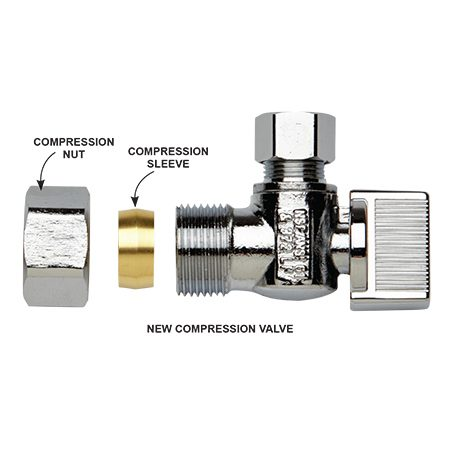 <b>Photo 6: New compression valve</b></br>