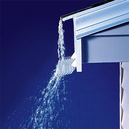 Rainhandler system