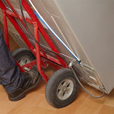 <b>Ask about haul-away and delivery</b></br> <p>Moving a refrigerator in and out of your house can be a nasty task, especially if stairs are involved. When you buy your refrigerator, check to see if the cost of removing your old refrigerator and delivering the new one is included, and if not, what the charges will be. And don't forget that if you have an icemaker, you'll need to connect the water. Find out if this is included in the delivery cost.</p>
