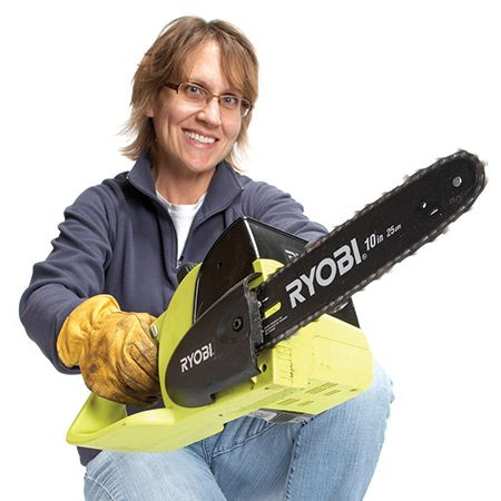 <b>Cordless Chain Saw</b></br> <p>($200 to $550). Cordless electric chain saws are great for occasional use to fell a tree or trim some limbs. But the battery won't last long enough to cut multiple trees or to turn an entire tree into firewood. For that work, you still need a gas chain saw.</p>