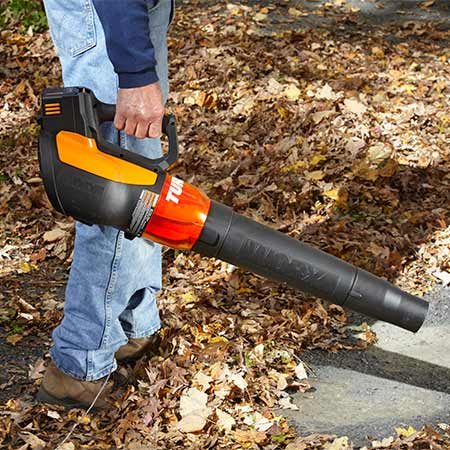 <b>Cordless Leaf Blower</b></br> <p>($150 to $300). Cordless leaf blowers are great for quick driveway, sidewalk or patio cleanup after mowing. They're so much more convenient than gas or electric models. You'd be surprised at how often you'd use it to clean the garage, shed, deck and shop, as well as outdoor furniture.</p>  <p>However, to move large piles of leaves, you'd have to run the blower at full power, and that would reduce run-time to about 20 minutes. If it takes longer than that to round up your leaves, either buy a second battery or keep your gas or corded electric model for the big cleanup. Use a cordless blower for quick, easy jobs.</p>