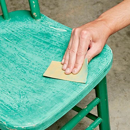 <b>Don't bother stripping furniture you plan to paint</b></br> <p>If you're going to paint (or repaint) a piece of furniture, you probably don't need to strip it. Wash it with TSP substitute mixed with water. Then, using medium- or fine-grit sandpaper, smooth out any bumps or flaking paint and scuff-sand other areas so the new paint will stick better. This applies to painting over clear finishes as well.</p>