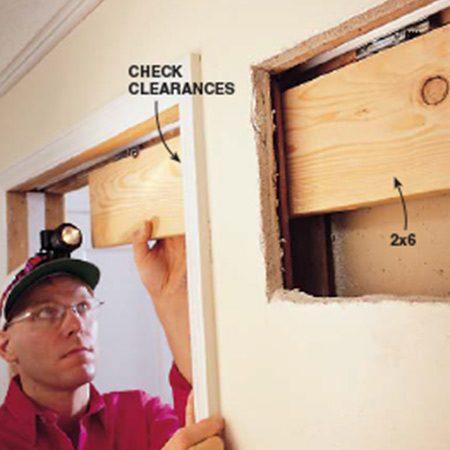 Pocket Door Repair The Family Handyman