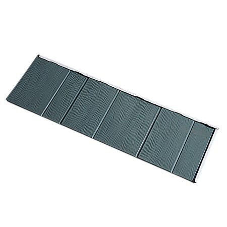 <b>Painted steel shingles</b></br> <p>Material cost per 100 sq. ft.: $125 to $250<br /> Labor cost per 100 sq. ft.: $150 to $650<br /> Weight per 100 sq. ft.: 65 to 85 lbs.<br /> Wind resistance: 120 mph<br /> Resistance to hail damage: Very good<br /> Over an asphalt roof? Yes<br /> Do it yourself? Yes</p>