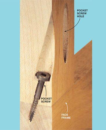 Pocket screws