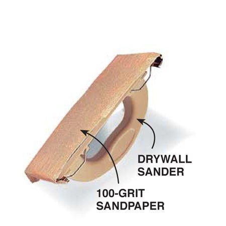 Photo 13: Drywall sander