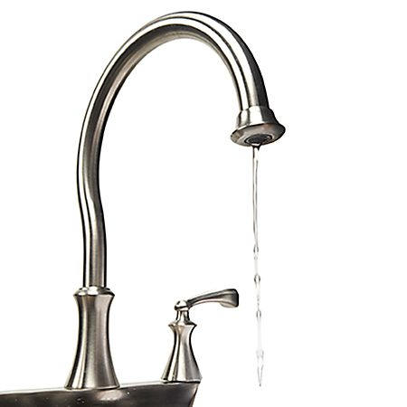 <b>Make freezing less likely</b></br> <p>A tiny trickle from faucets protects pipes in two ways. First, it prevents pressure from building up inside pipes. Second, it creates a constant flow of water through pipes and that makes freezing much less likely.</p>