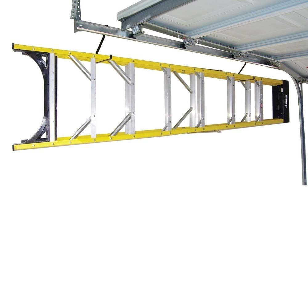 garage makeover ideas ceiling storage - Garage Storage Floor Ideas