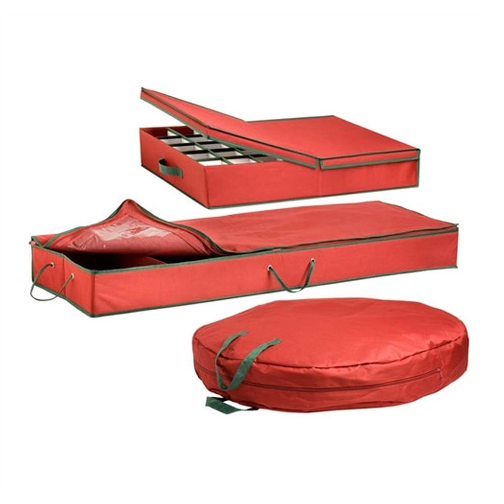 Canvas Storage Bags Protect Decorations