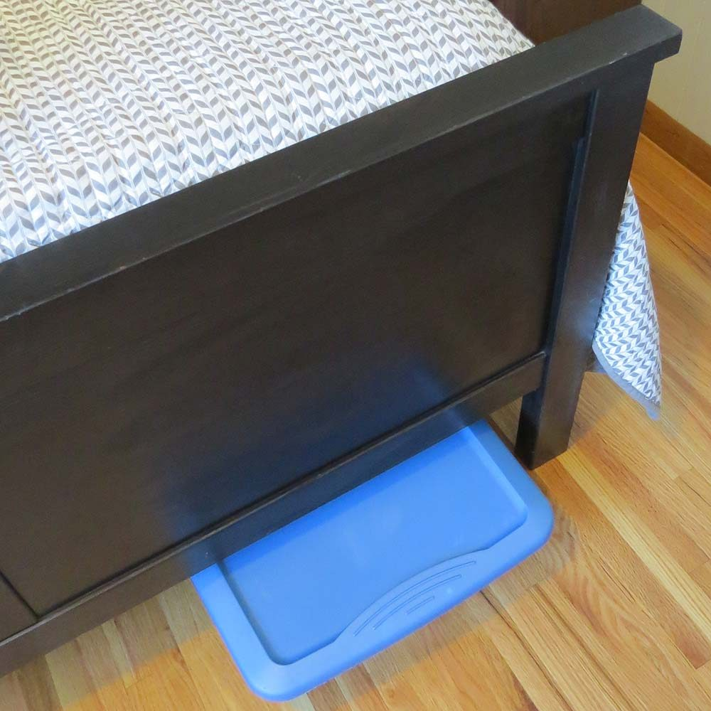 Utilize Unseen Floor Space