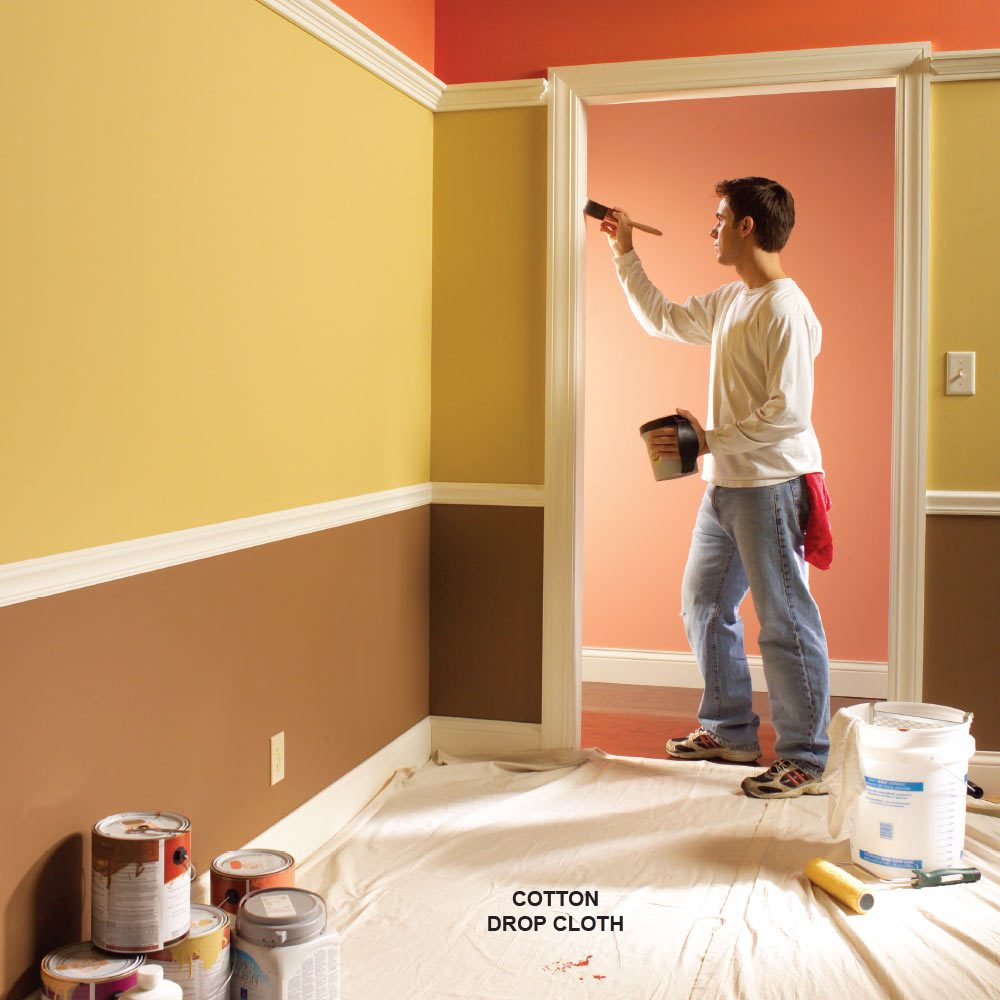 Tips For Faster Neater Painting The Family Handyman