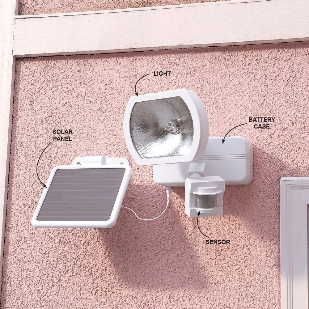 Put Motion Detector Lighting Anywhere