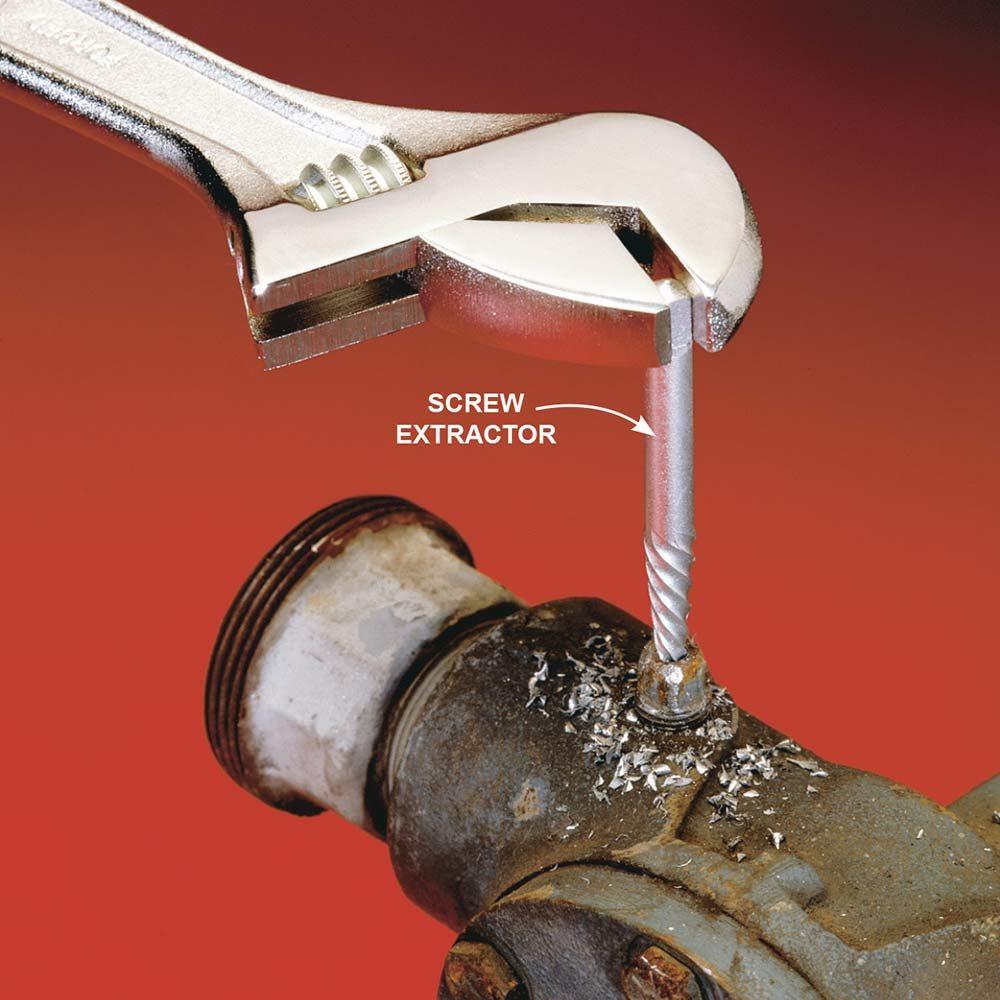A Screw Extractor