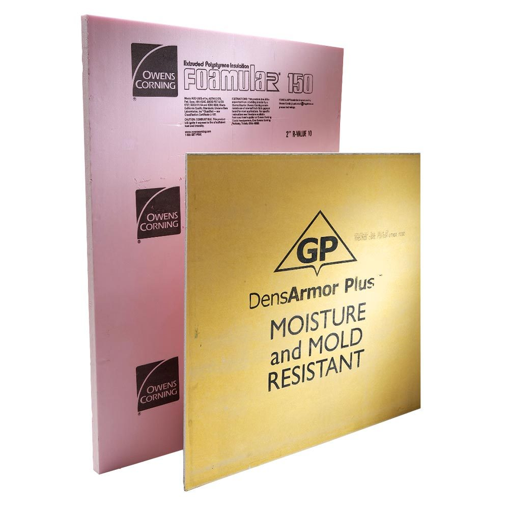 Use Mold-Resistant Building Materials