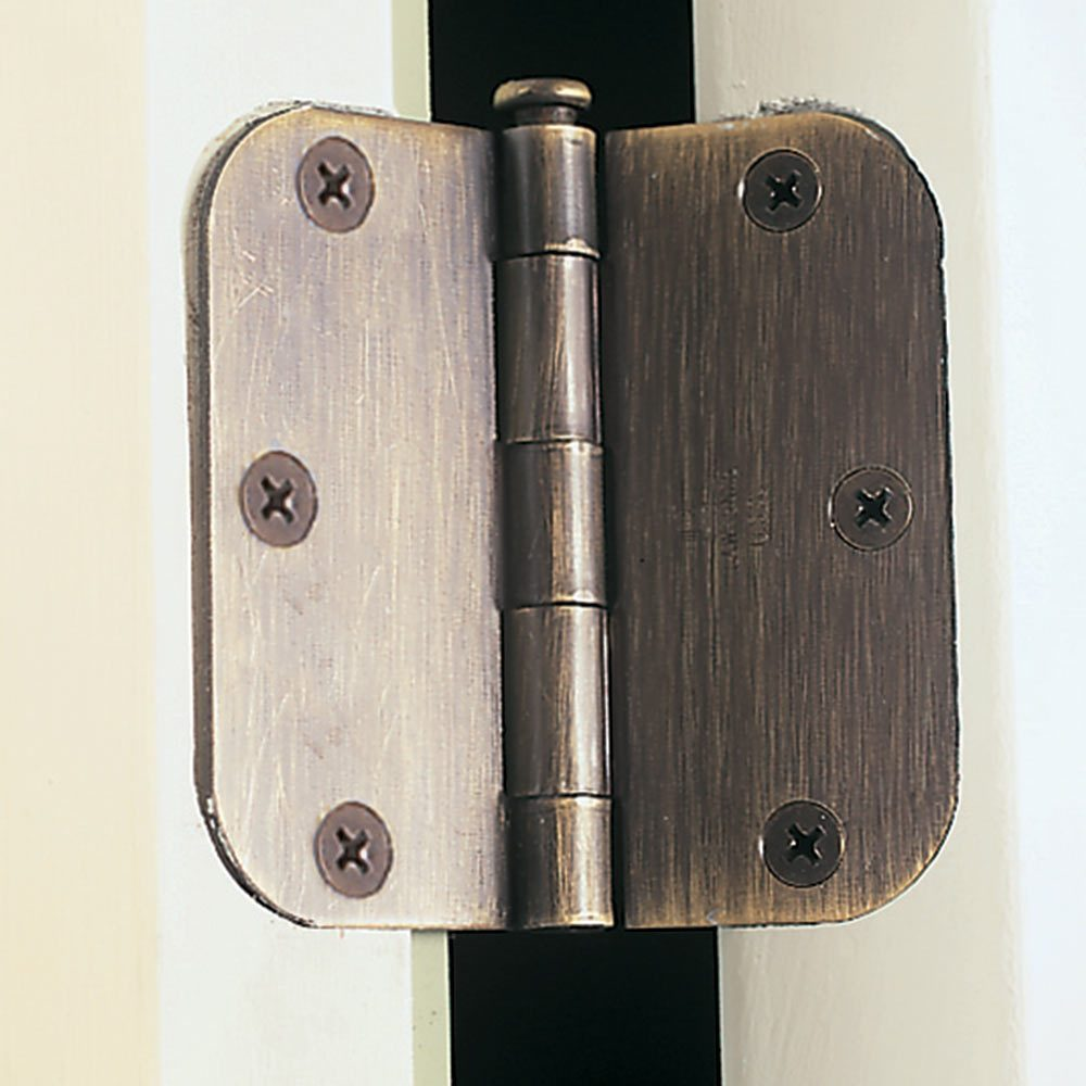 Squeaky Door Hinge