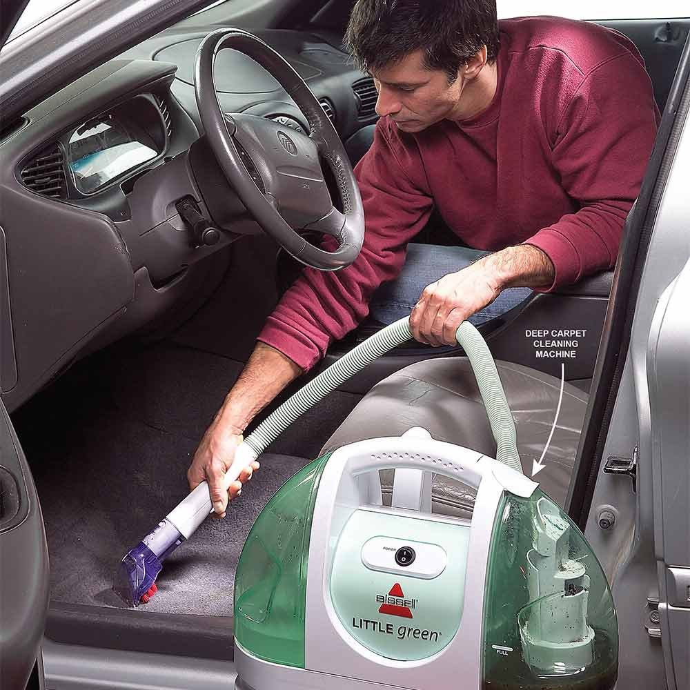 Image Gallery Interior Auto Cleaning Tools