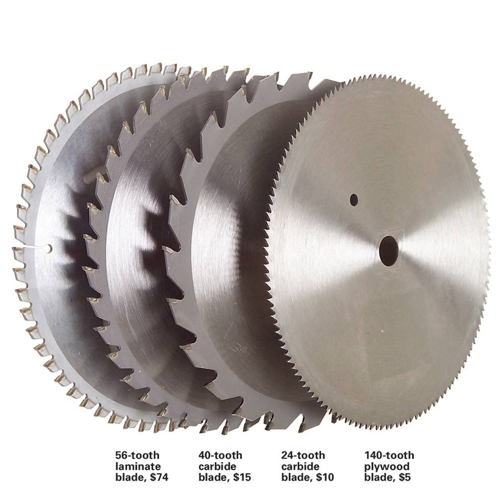Choose a Circular Saw Blade With More Teeth for Smoother Cuts