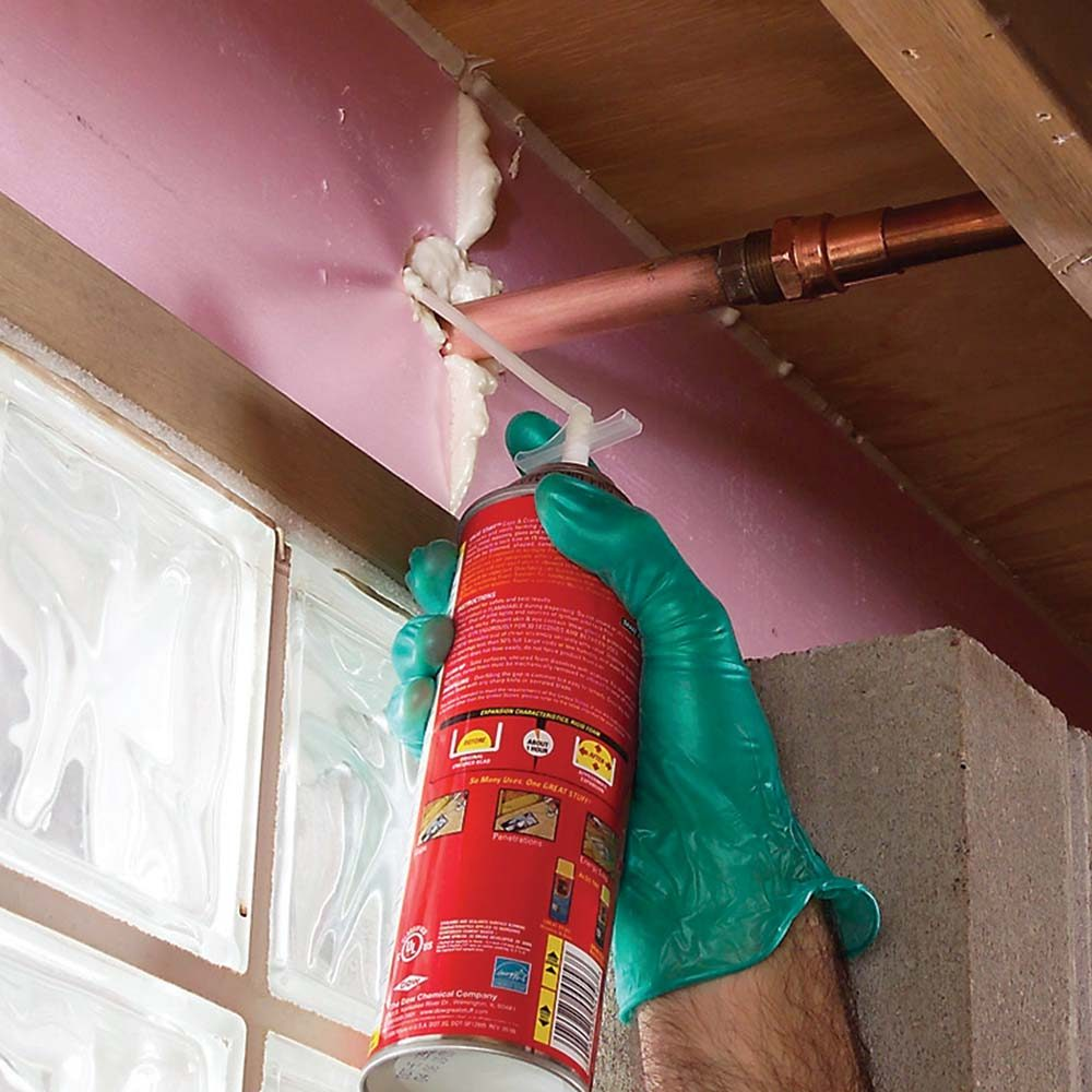 Cool Things To Put In A Basement: 17 Ways To Master Expanding Foam Insulation