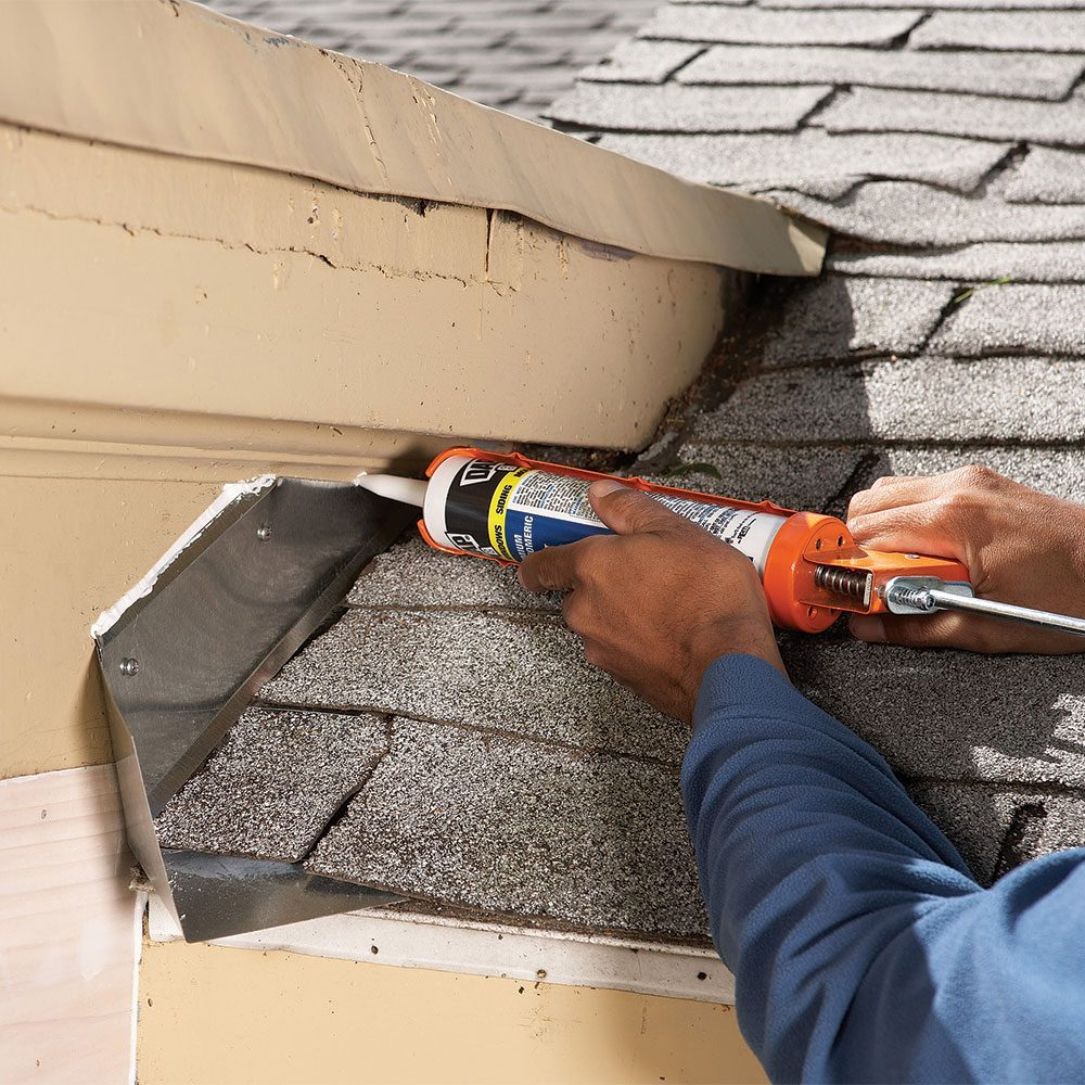 12 roof repair tips find and fix a leaking roof the Roof leaks when it rains hard