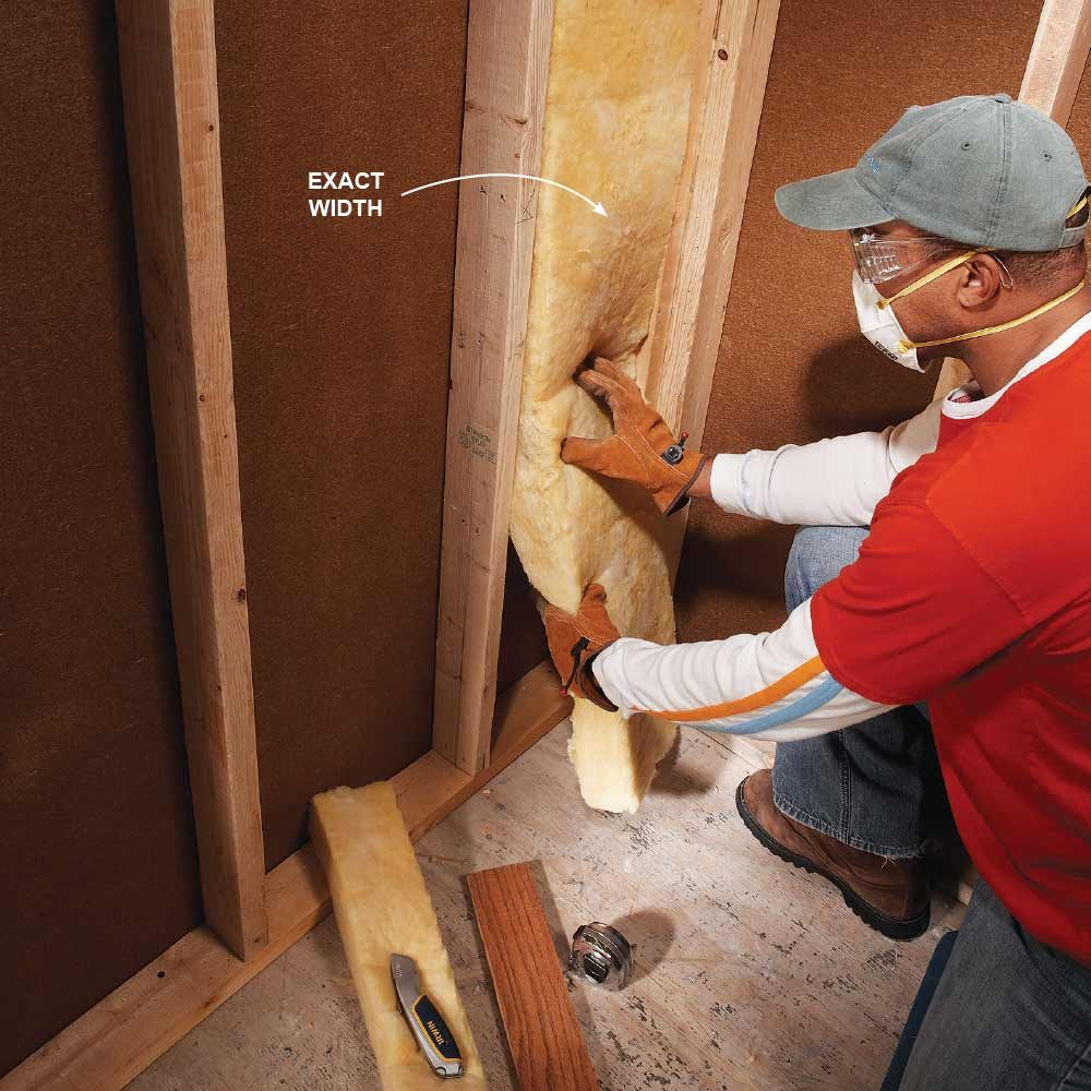 10 Tips For Insulating Walls The Family Handyman