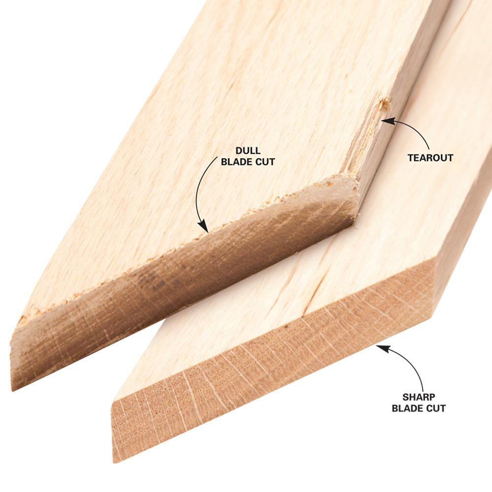 Tips For Tight Miters The Family Handyman