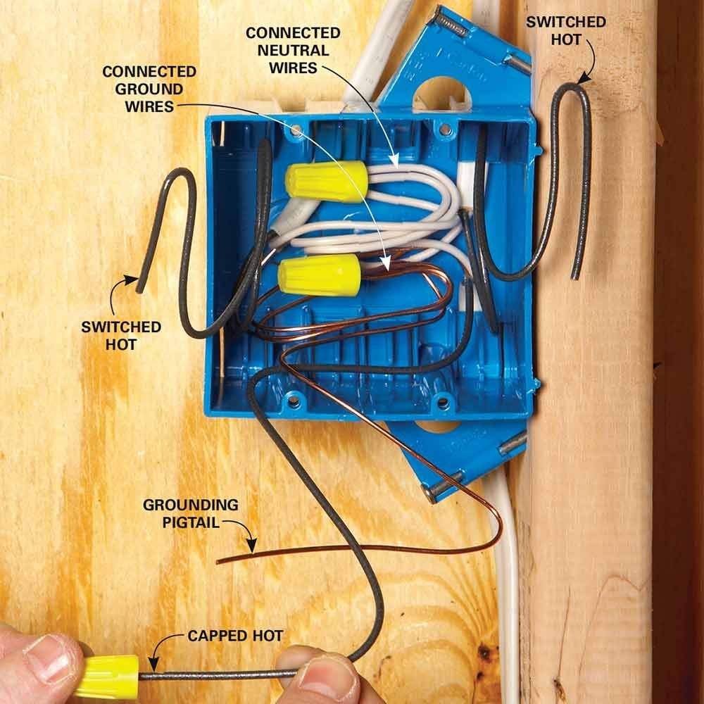 9 Tips For Easier Home Electrical Wiring