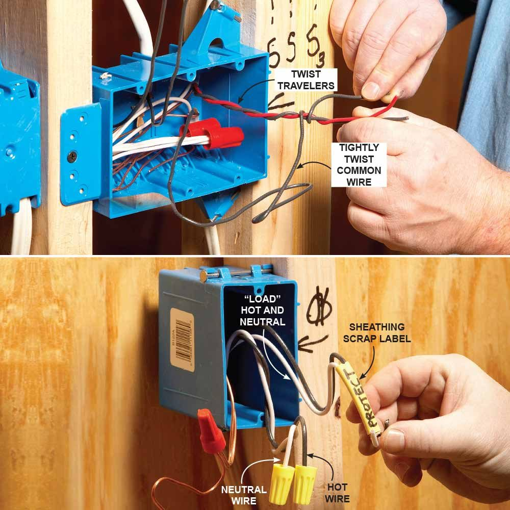 Home Electrical Power Box How To Wire A Mobile Home For: 9 Tips For Easier Home Electrical Wiring