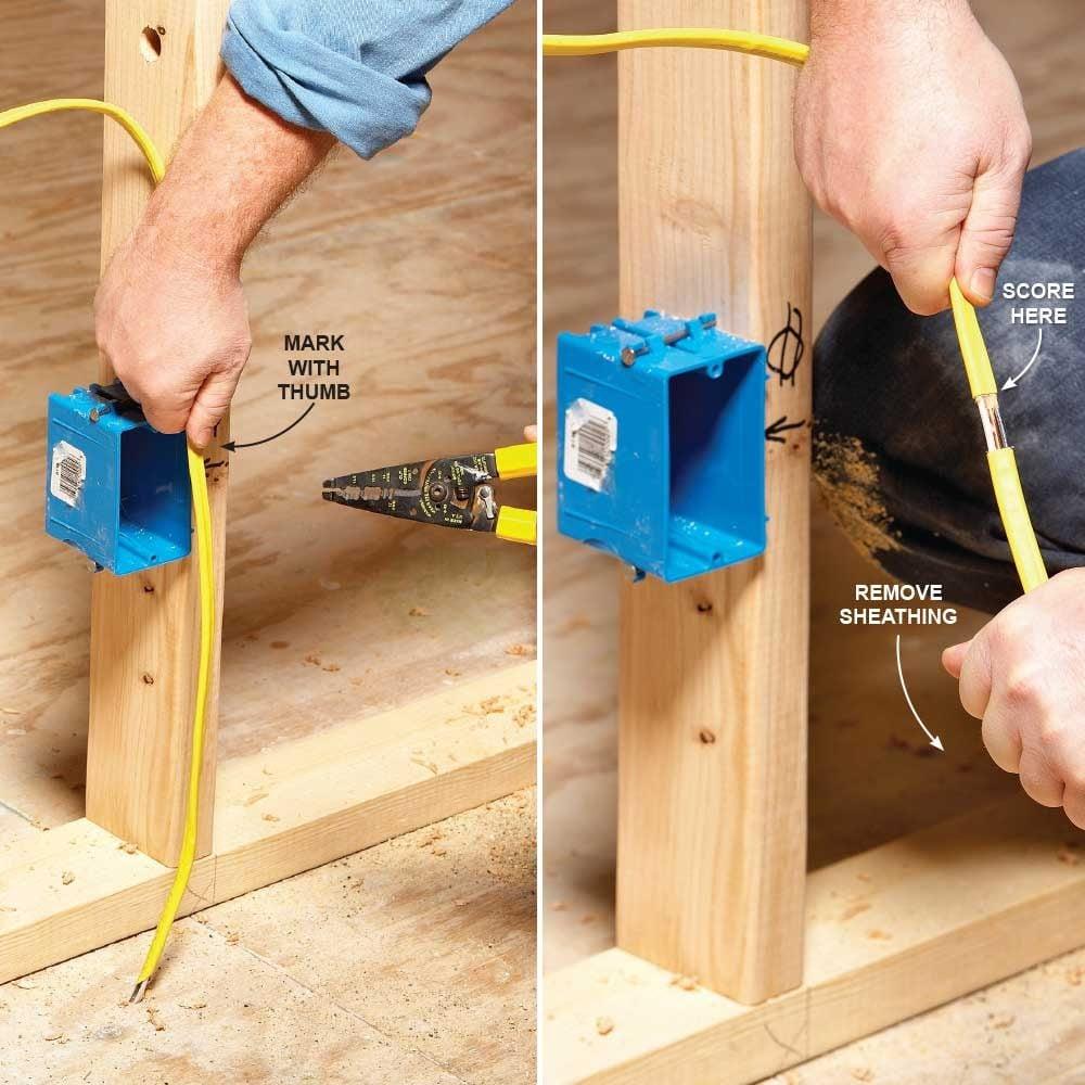 house wiring tips diagram electrical wiring tips 9 tips for easier home electrical wiring | the family handyman