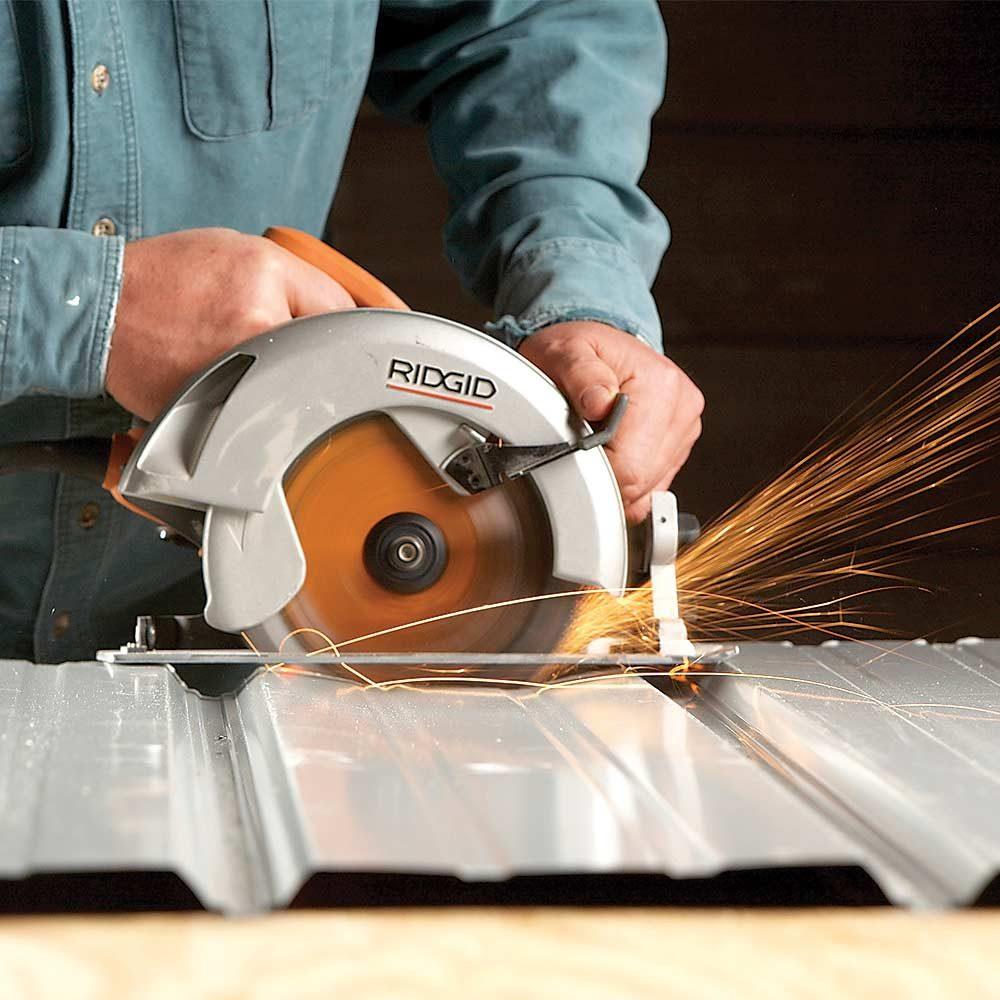 Cutting Thin Metal