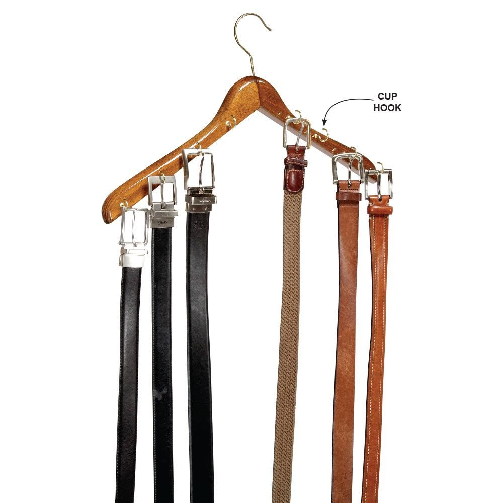 Belt and Other Hang-Ups