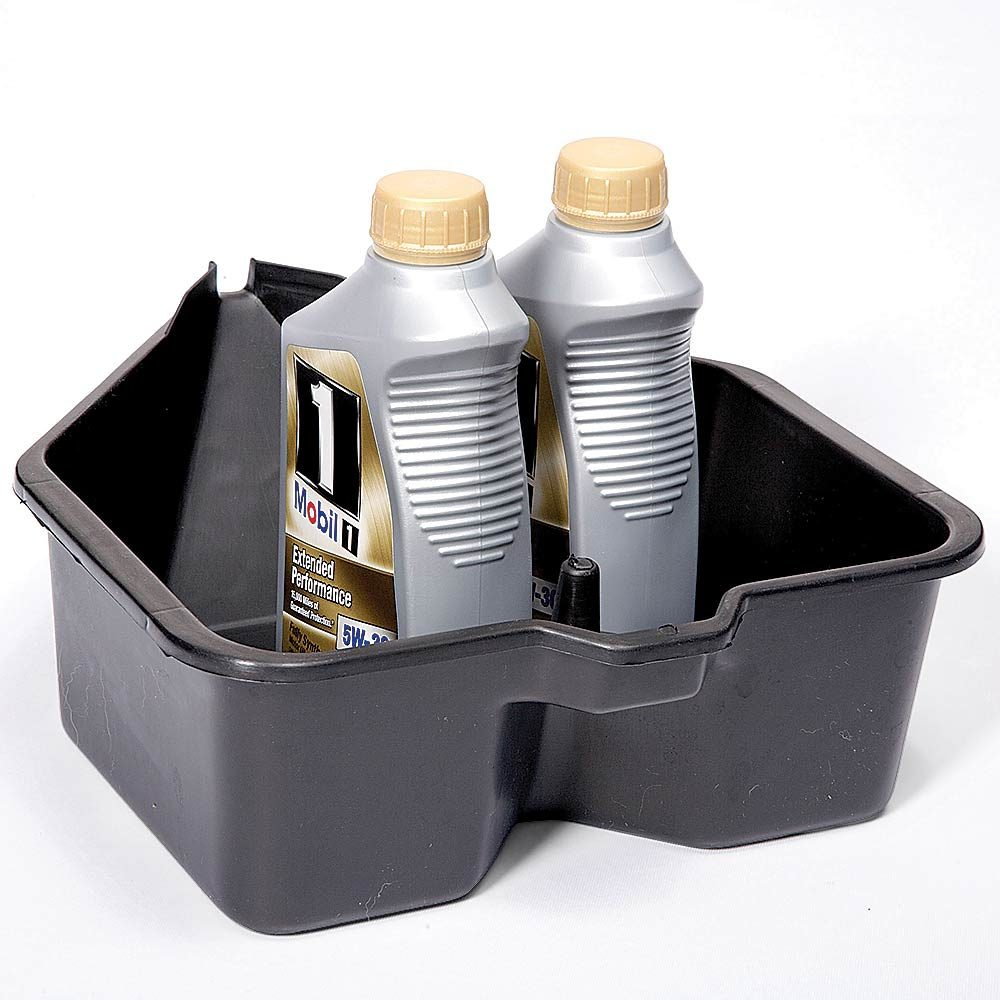 Stock Up on Oil and Filters