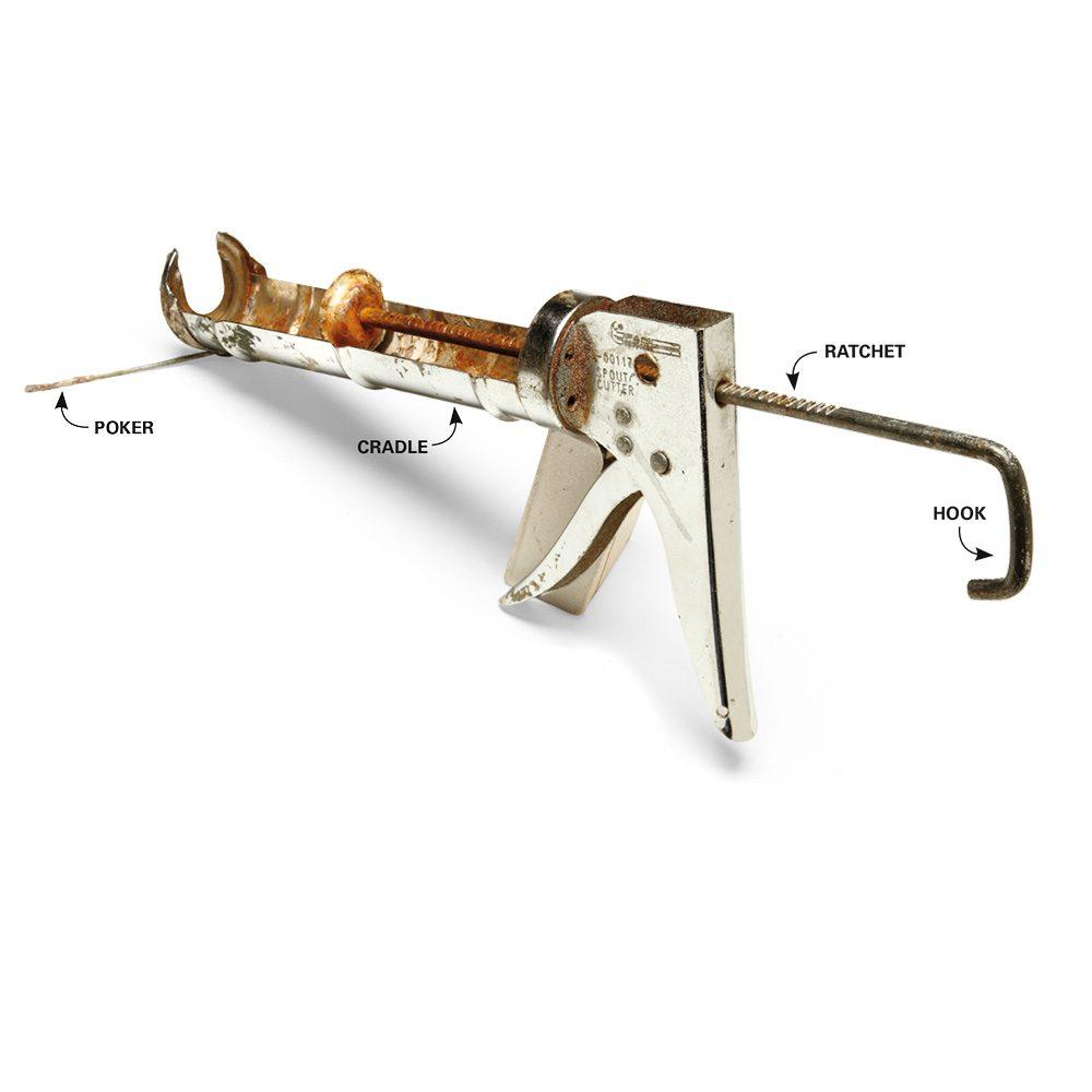 Choose the Right Caulk Gun