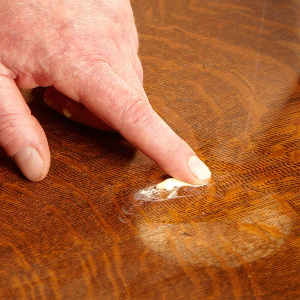 How To Refinish Furniture The Family Handyman