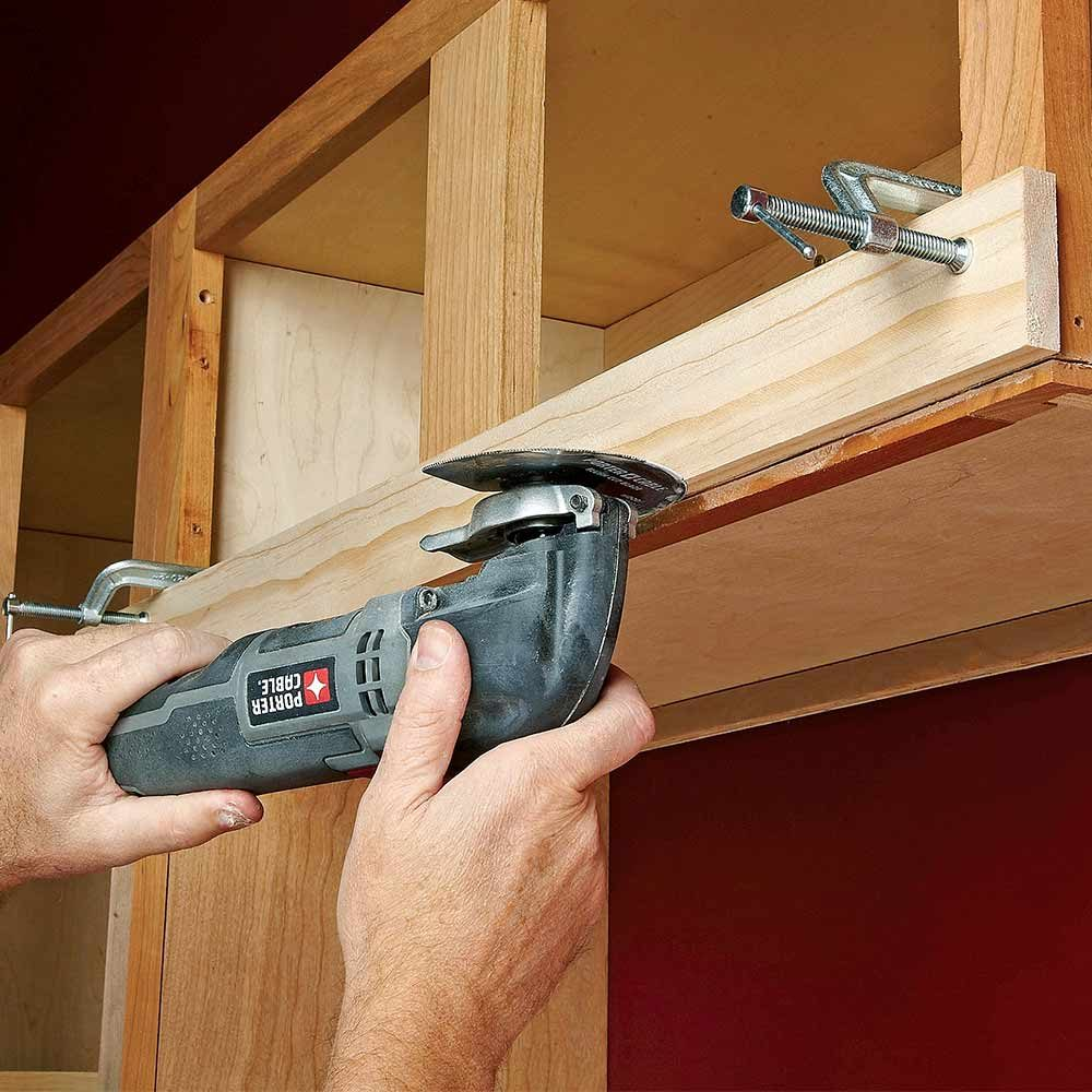 Tips For Using An Oscillating Tool The Family Handyman