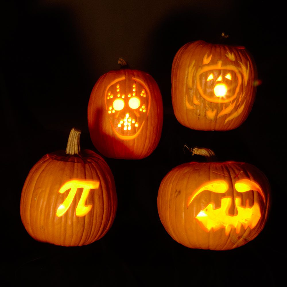 Pumpkin Carving With Power Tools Family Handyman