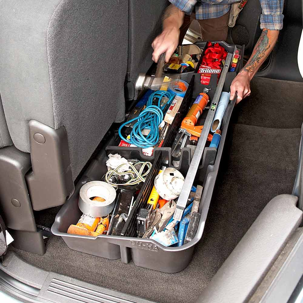 Under-the-Seat Toolbox
